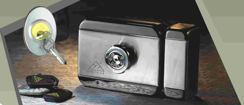 产品供应 宏泰电机锁系列 > 刷卡灵性锁  详细信息 ****特点:数码电路